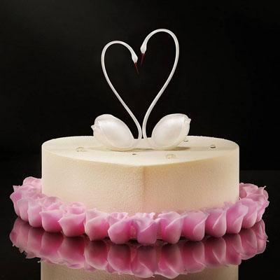 黑天鹅水果蛋糕-黑天鹅 玫瑰蜜语