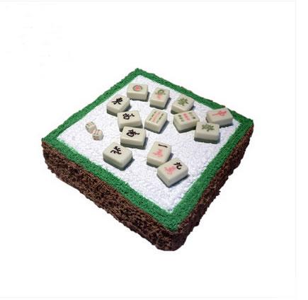 水果蛋糕-常胜将军