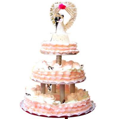蛋糕订购-世纪的爱