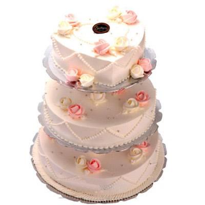 蛋糕鲜花-心想事成