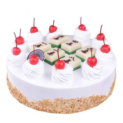 鲜花蛋糕速递网-麻将心语