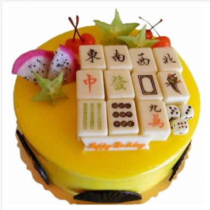 水果蛋糕-牌牌必胜
