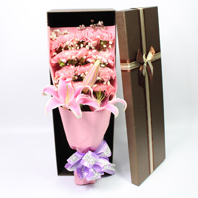 鲜花快递网-母亲节快乐