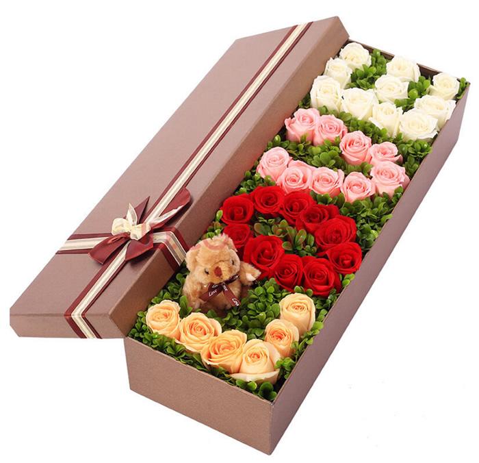 订花送花-love礼盒