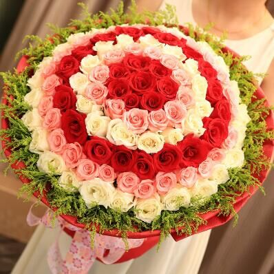 鲜花快递网-我爱你