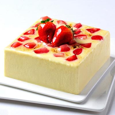 卖蛋糕dangao-草莓慕斯
