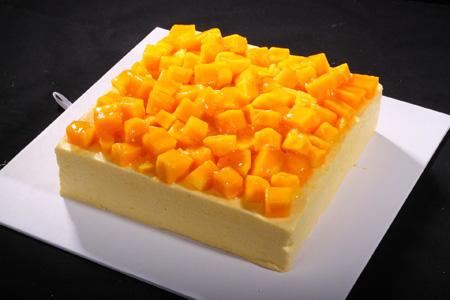 卖蛋糕dangao-芒果慕斯