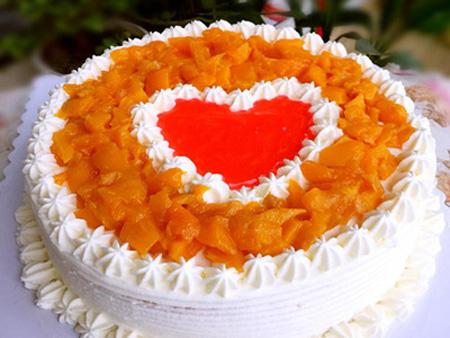 买蛋糕-芒果鲜奶蛋糕