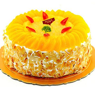 米旗品牌蛋糕-幸福爱人