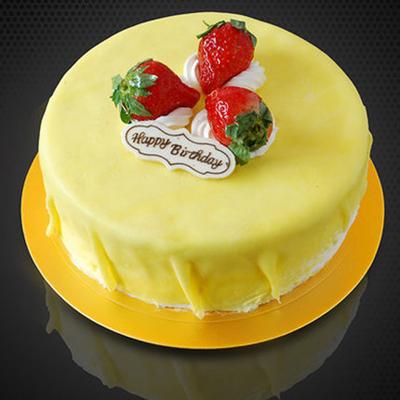 蛋糕鲜花-榴莲忘返