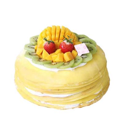 鲜花蛋糕速递网-芒果千层