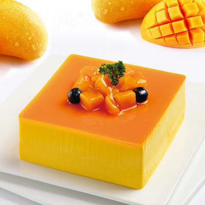 鲜奶蛋糕dangao-芒果慕斯