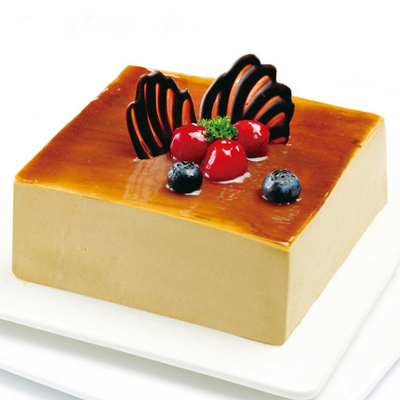 水果蛋糕-咖啡慕斯