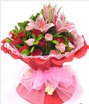 鲜花订购-温馨时刻