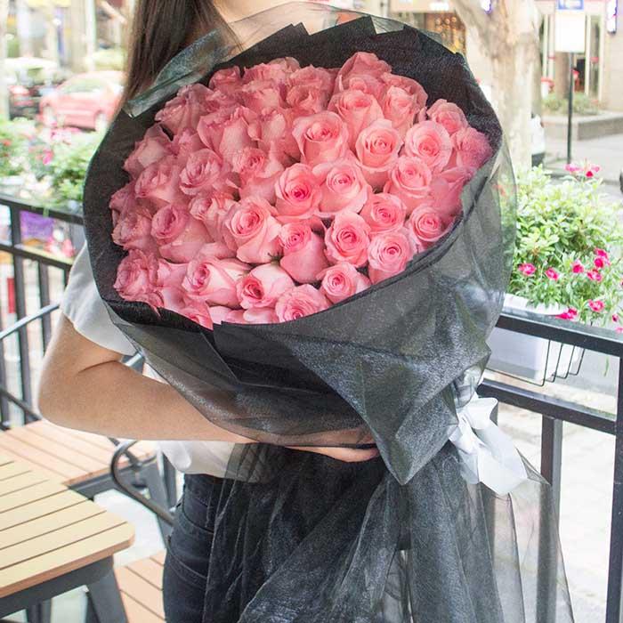 鲜花礼品-热情可嘉