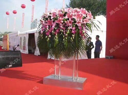 鲜花店-讲台花6