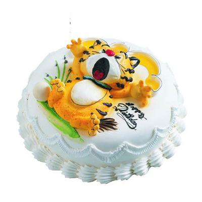 鲜花蛋糕速递网-抱抱虎