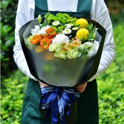 鲜花店-伴你一生