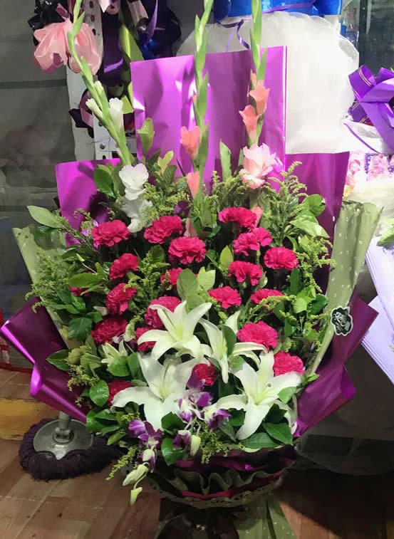 鲜花礼品-祝福无限