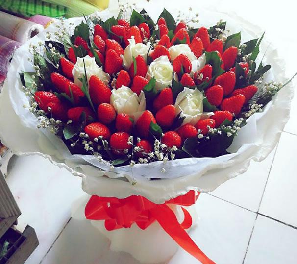 鲜花店-最浪漫的事