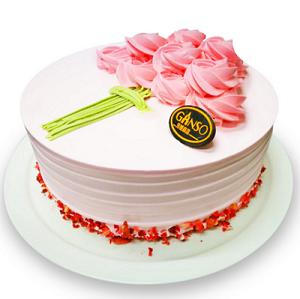 元祖蛋糕订购报价-元祖蛋糕-以花为名鲜奶蛋糕
