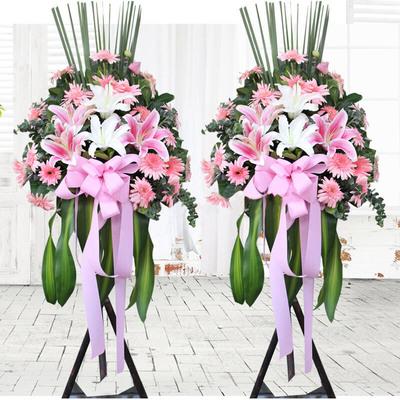 鲜花订购-开业好彩头(单个)