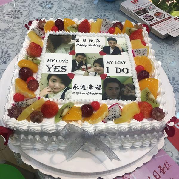 鲜奶蛋糕dangao-数码蛋糕-浪漫满屋