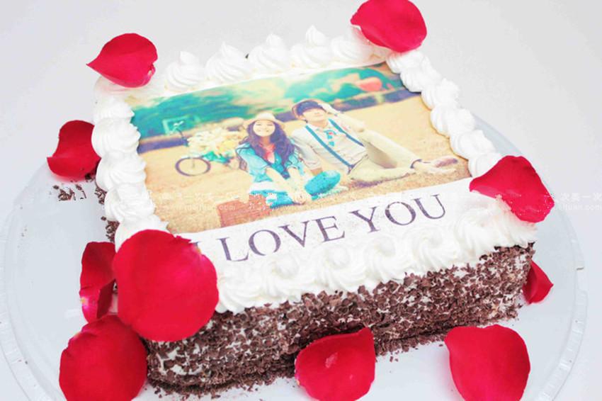 鲜花蛋糕速递网-数码蛋糕-纪念日