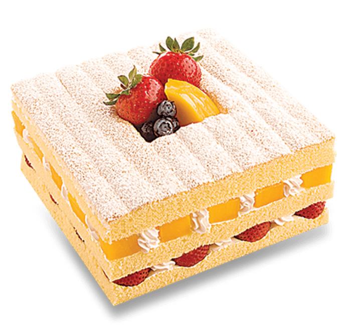 买蛋糕-北美风情