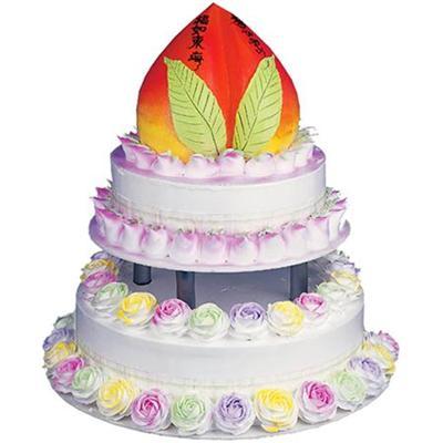 鲜花蛋糕速递网-福如东海