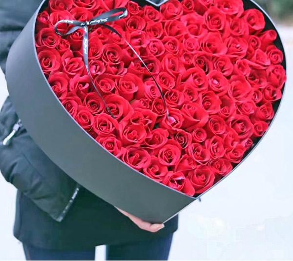 鲜花店-爱的表达