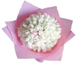 东莞网上订花:飘雪的日子