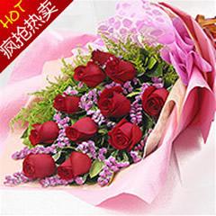香港市网上订购鲜花,蛋糕,花蓝!