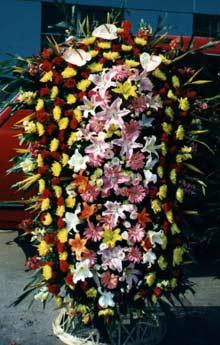 南京鲜花:庆典花篮