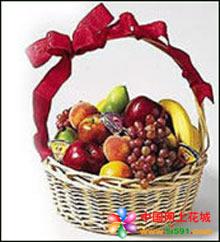 定州水果篮:果篮・真情