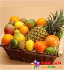 合肥水果篮:大吉大利