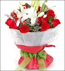 南京鲜花:我只爱你