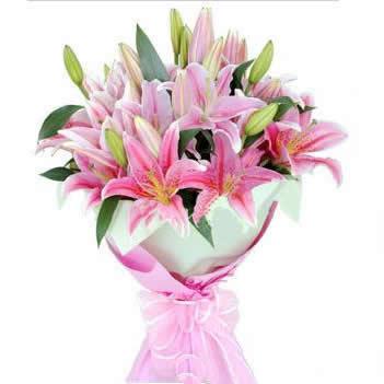 丹麦网上订购鲜花,蛋糕,花蓝!