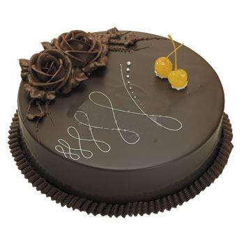 上海生日蛋糕:秋意浓