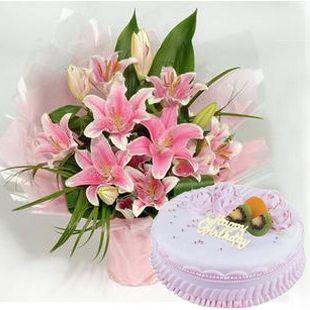东莞鲜花:满载幸福