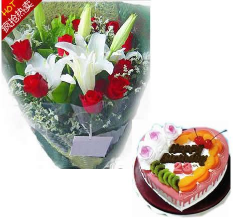 菏泽送花-甜蜜的爱