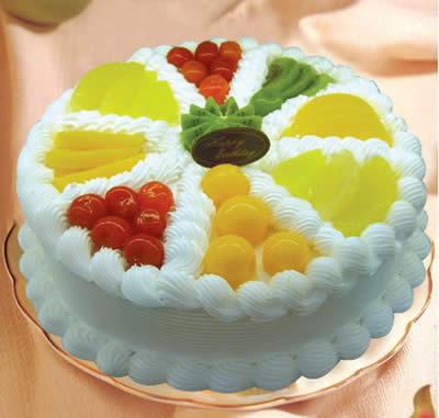 玉林生日蛋糕:你我同心