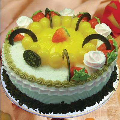 曲靖生日蛋糕:星空灿烂