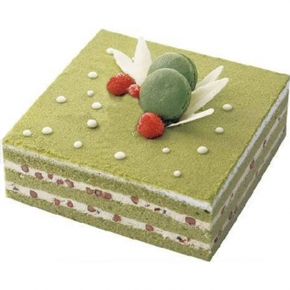 蛋糕:春的浪漫