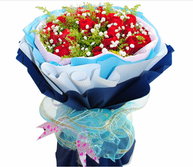 南京鲜花网:因为爱情