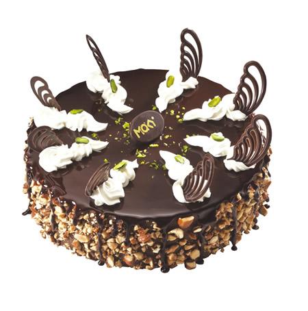 米旗 沙赫蛋糕