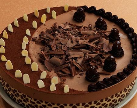 克莉斯汀 巧克力森林