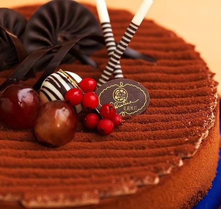 克莉斯汀 招牌巧克力慕斯