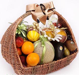 南京水果篮:果篮-浪漫满篮