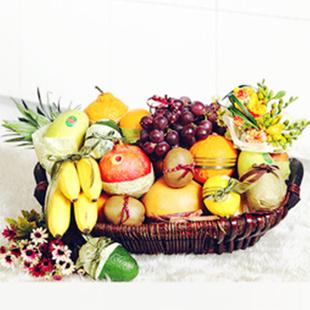 合肥水果篮:香甜淡雅